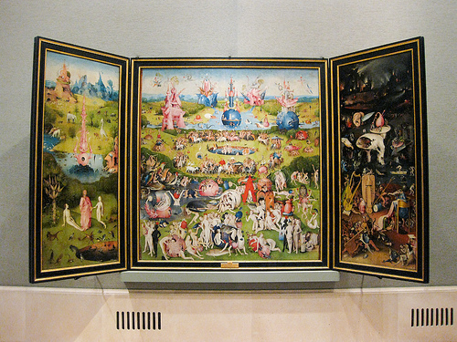 Pete's Pick: The Garden of Earthly Delights | The Humble ...